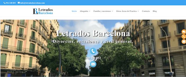 Caso de éxito Letrados Barcelona